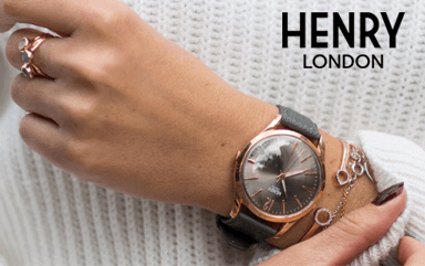 Henry London Montres