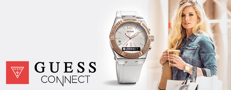 Montres Guess Guess Connect
