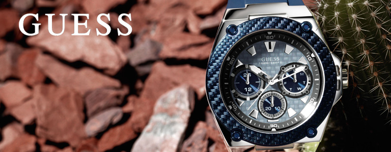 Montres Guess Hommes