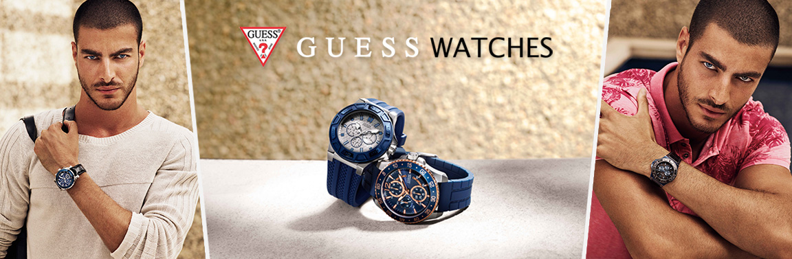 Montres Guess Homme