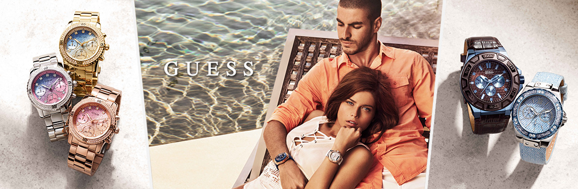 Montres Guess Guess Ss2016