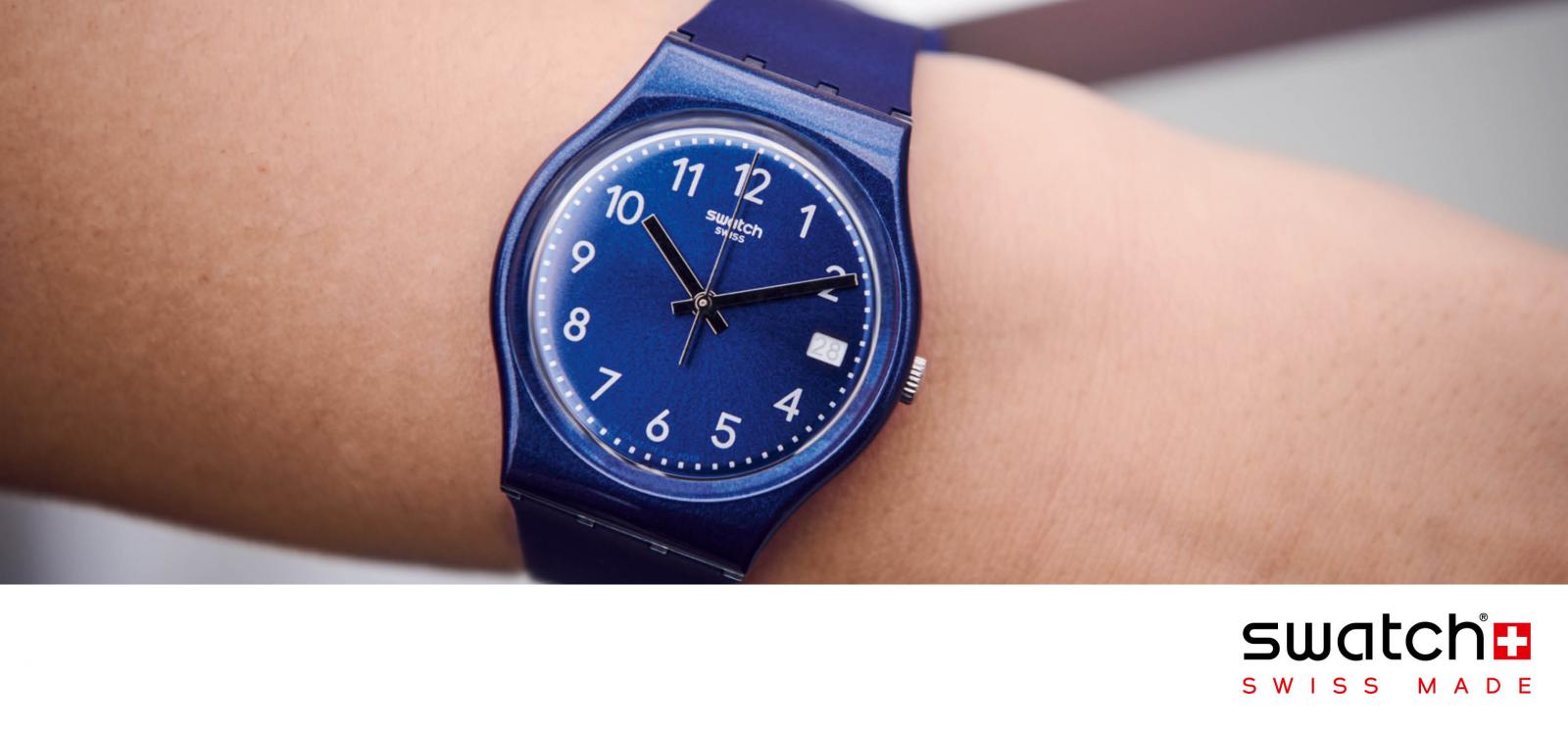Timeless Swatch