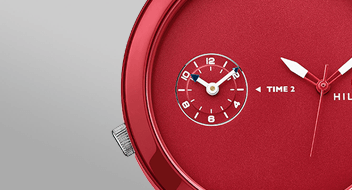 Red watches