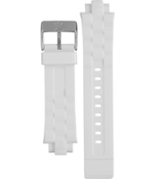 AADH2025 ADH2025 22mm White plastic/resin strap