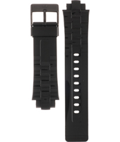 AADH2047 ADH2047 Cambridge 22mm Black Silicone Strap