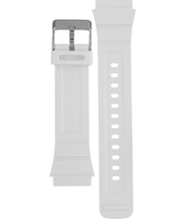 AADH6123 ADH6123 22mm White plastic/resin strap