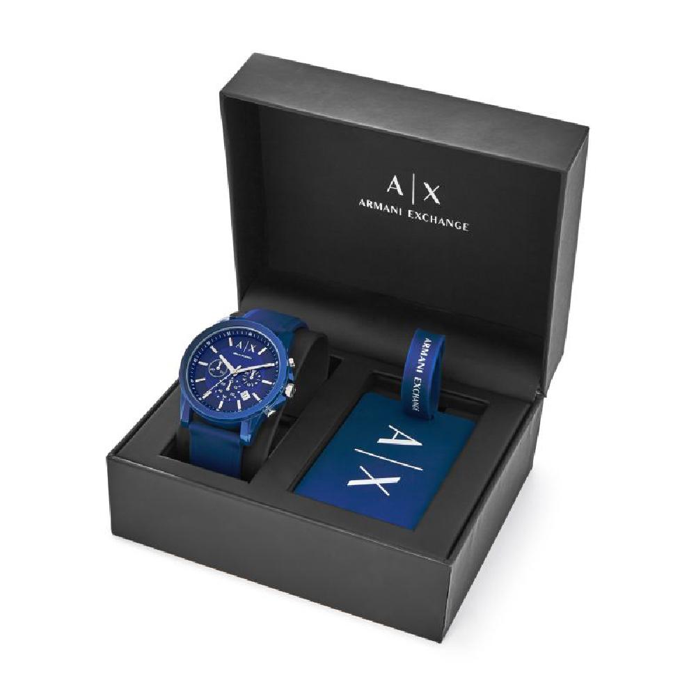 c7b7732549 Montre Armani Exchange X Hommes AX7107 OuterBanks • EAN ...