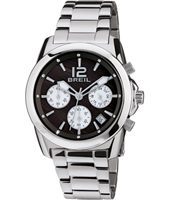 TW1554 Endorse 38mm Silver ladies chronograph with date