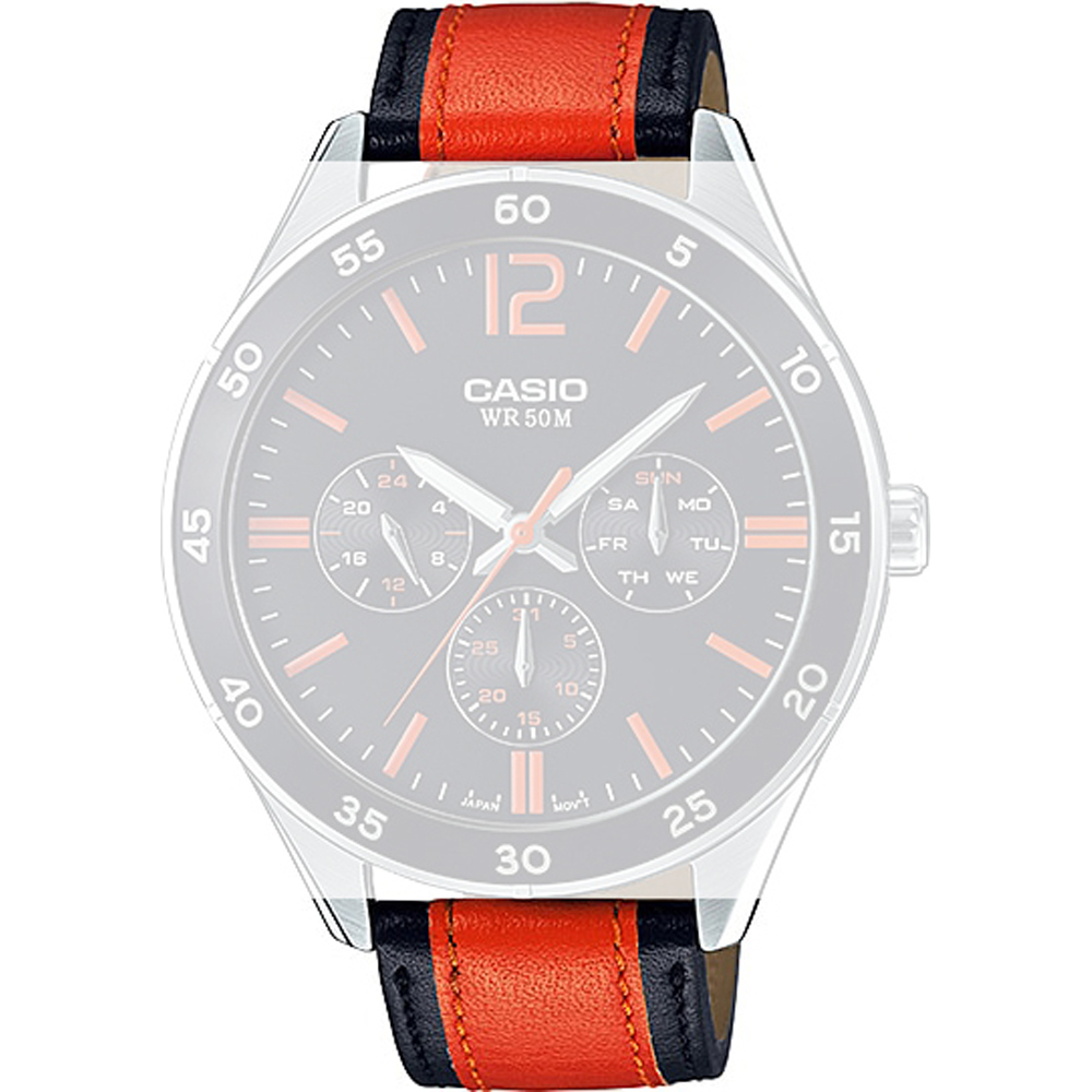 Casio 10535157 • Officiel Bracelet be Montre Revendeur WD92YIEH