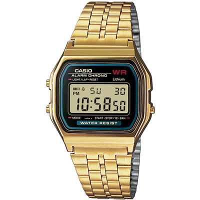 Casio A159WGEA-1EF montre