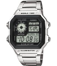 AE-1200WHD-1AVEF World Time