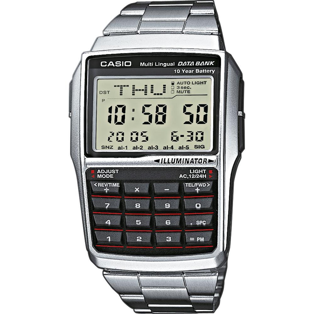 casio montre calculator