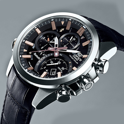 montre casio edifice eqb 500l 1aer bluetooth. Black Bedroom Furniture Sets. Home Design Ideas