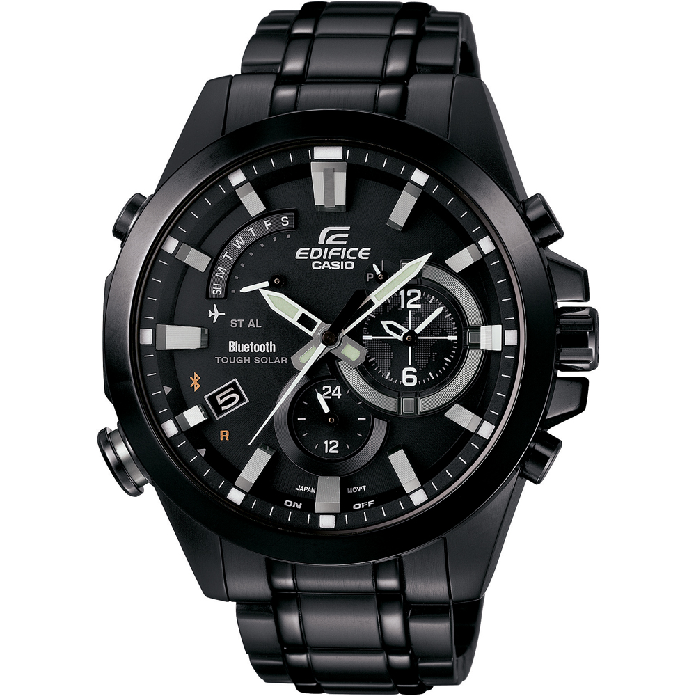 montre casio edifice eqb 510dc 1aer bluetooth connected. Black Bedroom Furniture Sets. Home Design Ideas