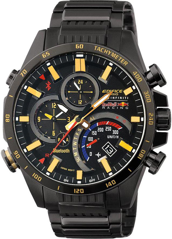 Montre Casio Edifice Red Bull