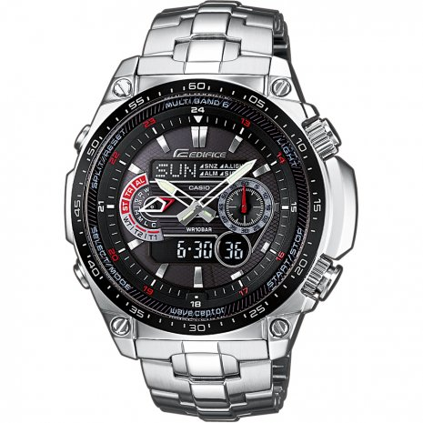 Casio Edifice Solar Wave Ceptor montre