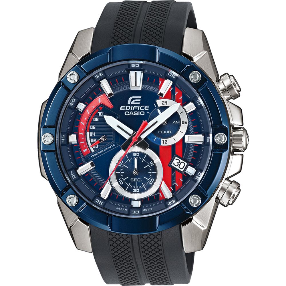 Montre Casio Edifice EFR-559TRP-2AER Toro Rosso • EAN  4549526190575 ... 11f3c865cfaa