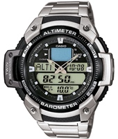 SGW-400HD-1BVER  51.90mm Watch with Alti & Barometer