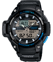 SGW-450H-1AER  51.90mm Watch with Thermo, Alti & Barometer