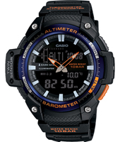 SGW-450H-2BER  51.90mm Watch with Thermo, Alti & Barometer