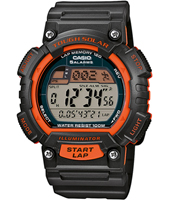 STL-S100H-4AVEF  45.40mm Runners Lap Timer Watch
