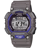 STL-S100H-8AVEF  45.40mm Runners Lap Timer Watch