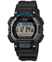 STL-S300H-1AEF  36mm Runners Lap Timer Watch