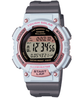 STL-S300H-4AEF  36mm Runners Lap Timer Watch