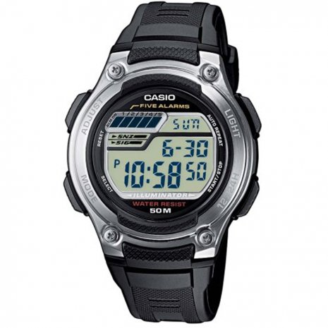 Casio W-212H-1AVES montre