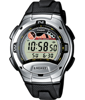 W-753-1AVES  42.40mm Runners Lap Timer Watch