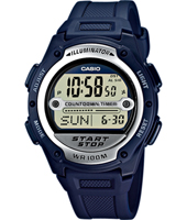 W-756-2AVES  40mm Runners Lap Timer Watch