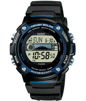 W-S210H-1AVEF  44mm Solar Tide Graph Watch