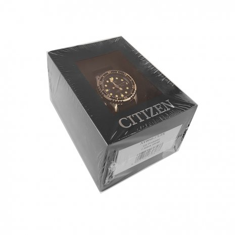 Gift Set: 20 ATM Automatic Watch with Extra Steel Strap Collection Printemps-Eté Citizen