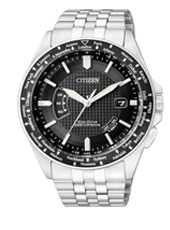 CB0021-57E Radio Controlled Eco-Drive 44mm Radio Controlled Solar Powered Watch