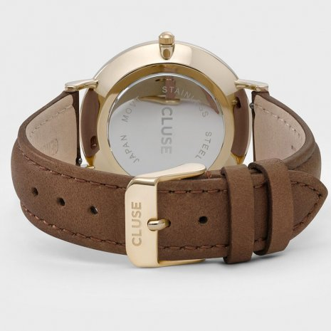 Cluse montre Or