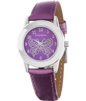CW.185 Butterfly Purple Kids Watch