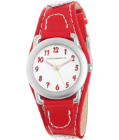 CW1583  Red Kids Cuff Watch