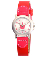 CW.157 Little Crown Red Blue Girls Watch