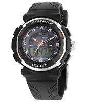 CW271 Pilot Kids Ana-Digi Watch