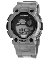 CW277 Pilot Kids Digital Watch