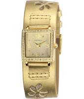 910033 Punch Gold Girls Watch