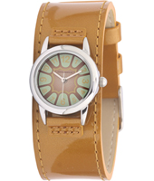 110022 Sunshine Mustard Kids Cuff Watch