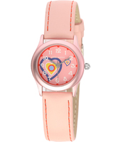 917016 Sunshine Pink Girls Watch