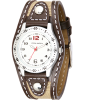 131780 Traveller Brown Boys Cuff Watch