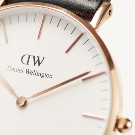 Daniel Wellington montre 2013