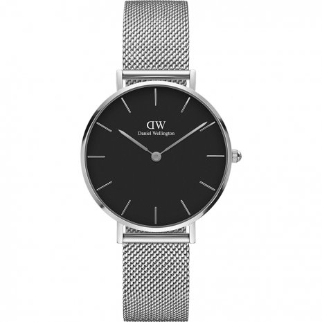 Daniel Wellington Petite Sterling Black montre