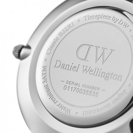 Daniel Wellington montre noir
