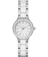 NY2494 Chambers Small Ceramic Ladies Quartz Watch