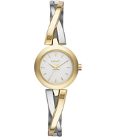 NY2171 Crosswalk Bicolor Ladies Watch