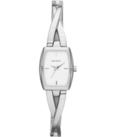 NY2234 Crosswalk Trendy Silver ladies watch